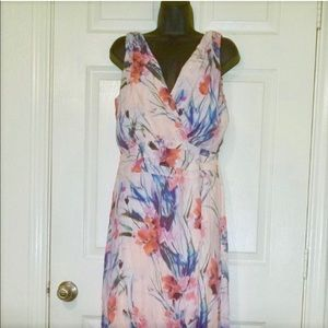 Floral Lana marie dress